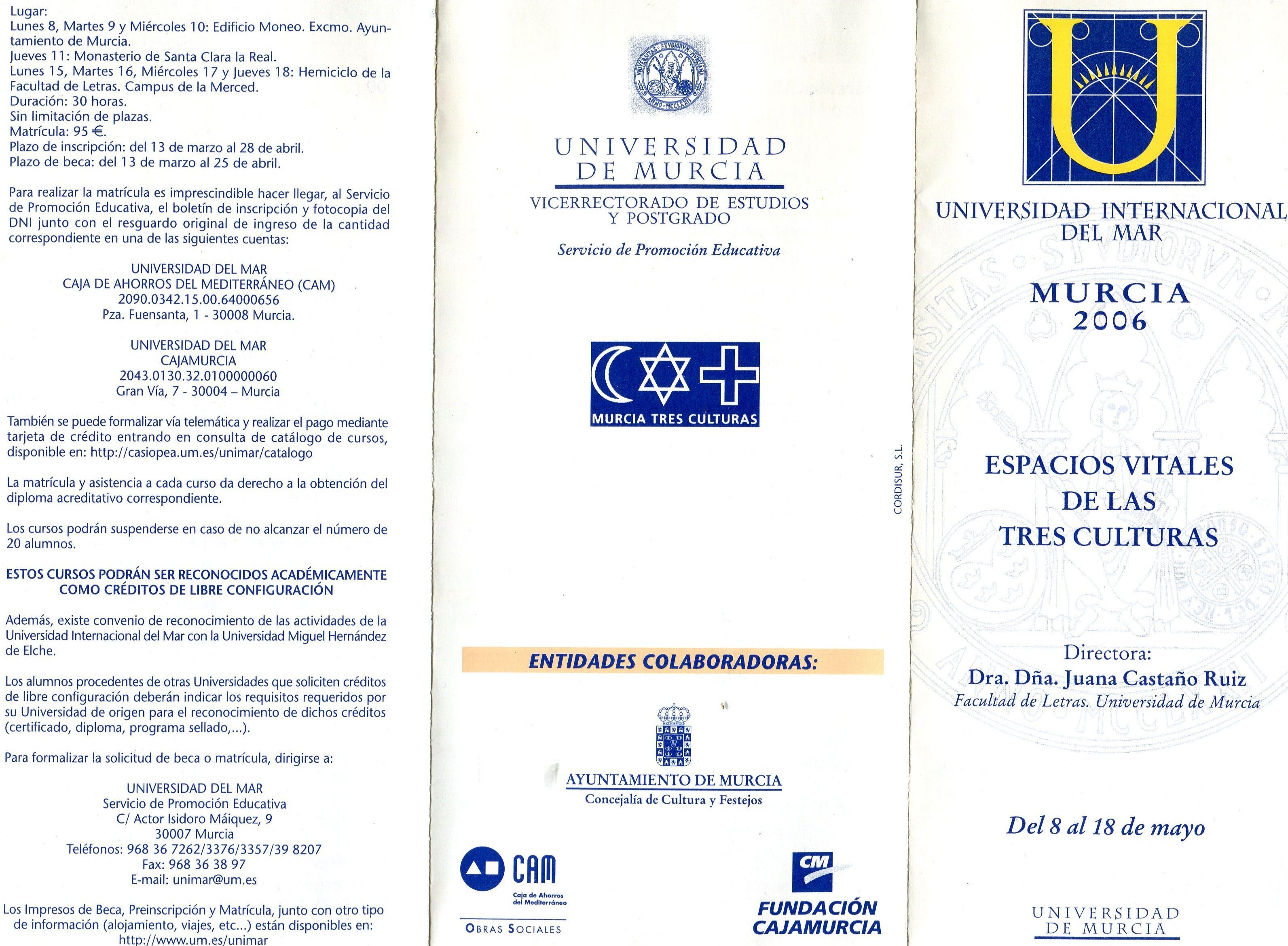 UNIVERSIDAD DE MURCIA 1