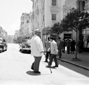 Boulevard Pasteur, años 50