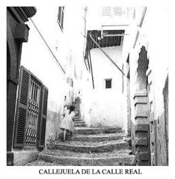 callejuela de la Calle Real