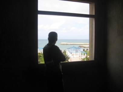 en la ventana - octubre 2010