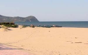 Playa Martil, a 10 Km de Tetuán