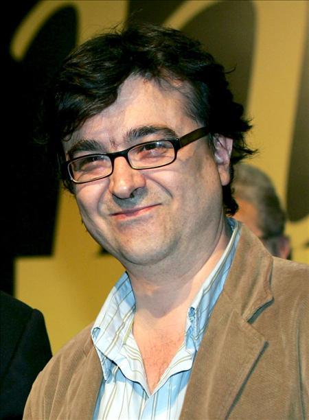 Sergio Barce, marzo 2011. Javier Cercas - javier-cercas