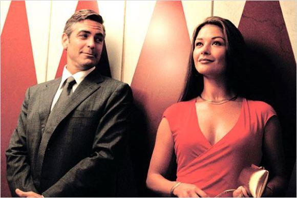 George Clooney & Catherine Zeta-Jones en CRUELDAD INTOLERABLE