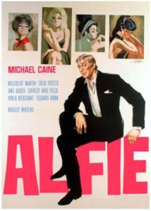 ALFIE es Michael Caine