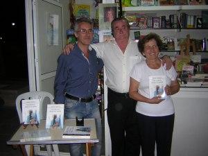 Con Julio y Pilar