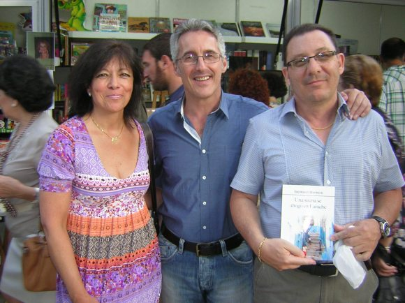 larachenses - Emilia Souza, Sergio Barce y Jose Luis Rodríguez