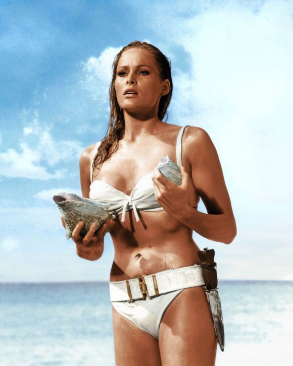 URSULA ANDRESS en Dr. No