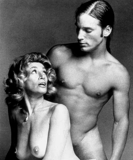 Sylvia Miles y Joe Dallesandro en HEAT