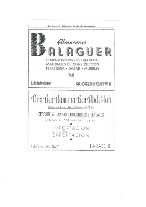 Almacenes Balaguer