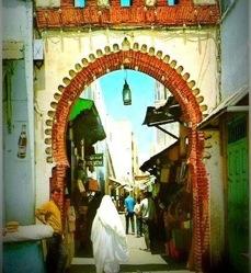 Bab Lagbibat - foto tomada del Blog de Houssam Kelai