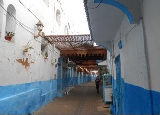 Barrio del Guebibat (foto de Chouirdi,  sept 2012)