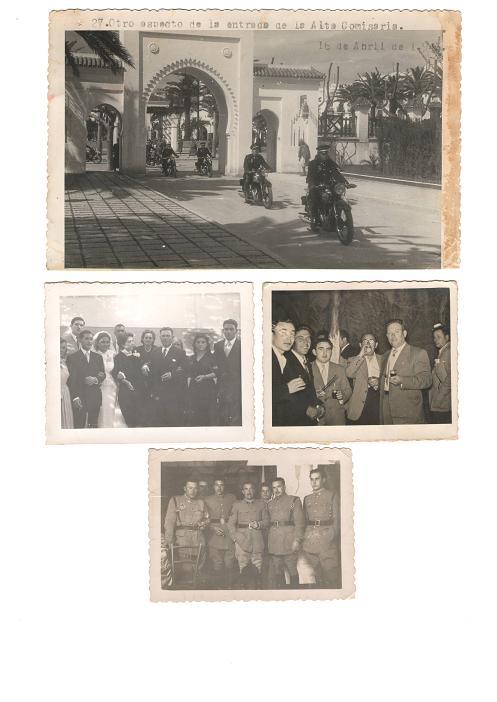 Fotos varias de mi abuelo MANUEL GALLARDO