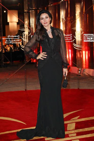 Monica Bellucci en el Festival de Marrakech