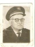 Padre de Ahmed Chouirdi. Resguardo de Aduanas. Larache