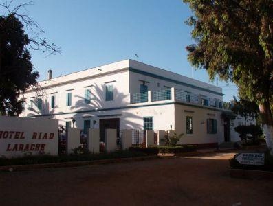 Antiguo Palacio de la Duquesa de Guisa - hoy Hotel Riad - Larache
