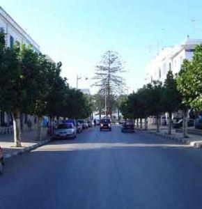 avenida Mohamed V