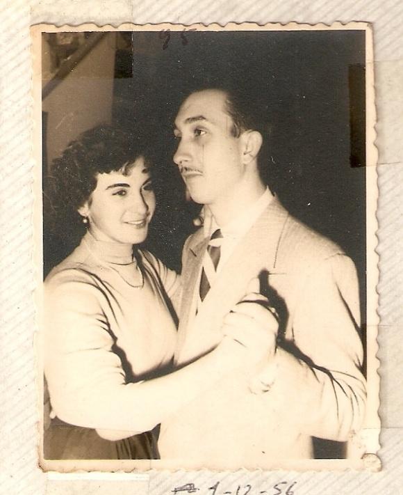 Maruchi Alfaro y Paco Rodríguez en La Unión
