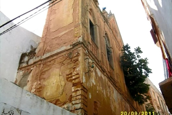 Iglesia de San José, Larache