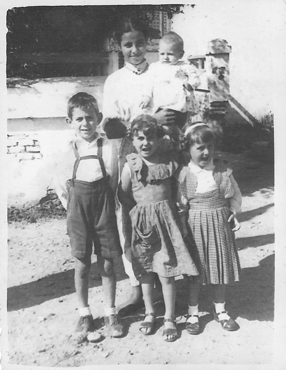 KASMÍA, y Juan Manuel a izquierda