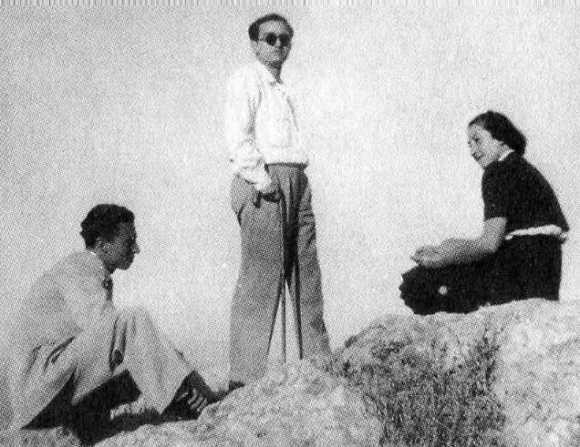 López Gorgé, Trina y Miguel Fernández