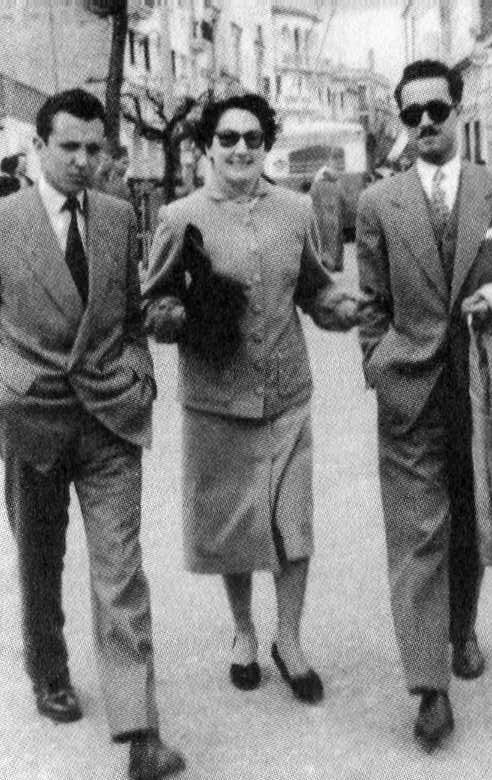 López Gorgé, Trina y Sabbag