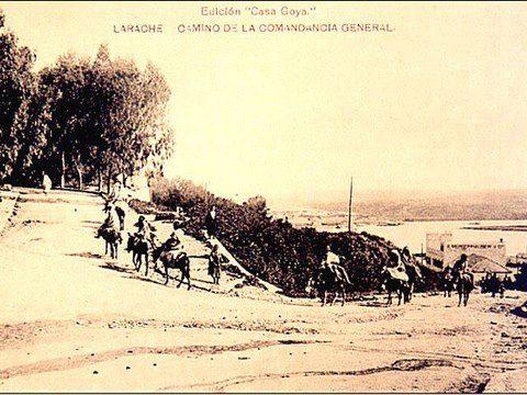 Larache - Camino de la Comandancia