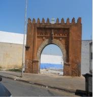 Antigua Puerta de la Aduana