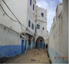Bab Bhar - puerta del mar