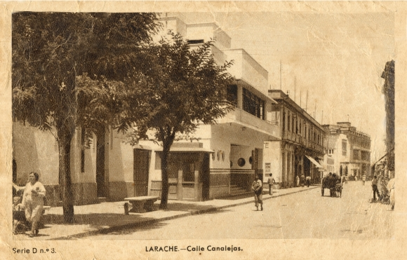 calle Canalejas - Chinguiti