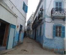 Calle Real, final de la bajada