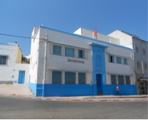 Escuela de niñas Lalla Mennana