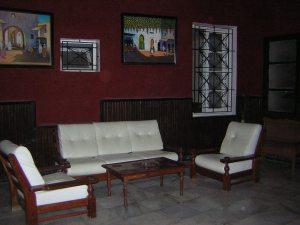 Hotel España - interior