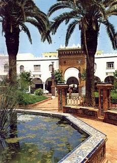 LARACHE - antigua Plaza de España