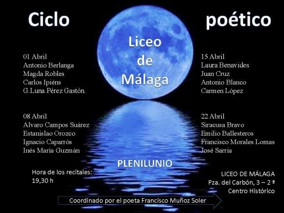 ciclo poético LICEO DE MÁLAGA  abril 2013 (1)