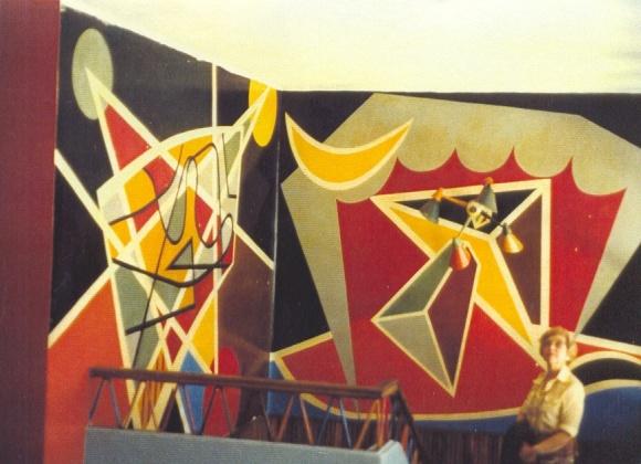 Interior Cine Avenida - APAB