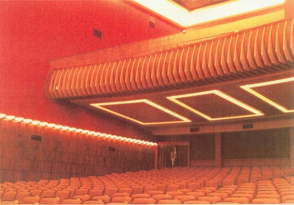 Sala Cine Avenida - APAB
