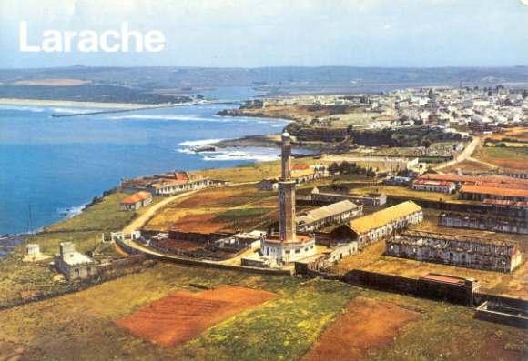 LARACHE - Faro de Punta Nador