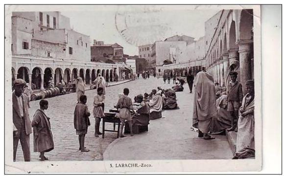 LARACHE - ZOCO