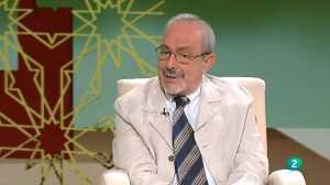 El profesor FERNANDO DE ÁGREDA en el programa de TVE Islam Hoy