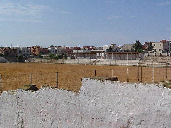 Estadio de Santa Bárbara - Larache