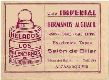 Helados Los Valencianos - Familia Alguacil