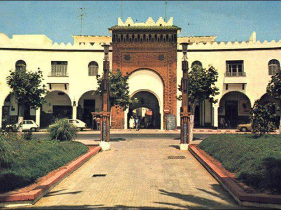 LARACHE - Plaza de España / de la Libaración