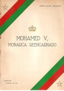 Mohamed V, monarca reencarnado de Diuri
