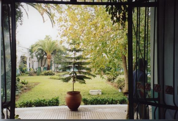 Interior Colegio Luis Vives de Larache