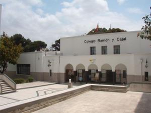 COLEGIO RAMÓN Y CAJAL EN TÁNGER