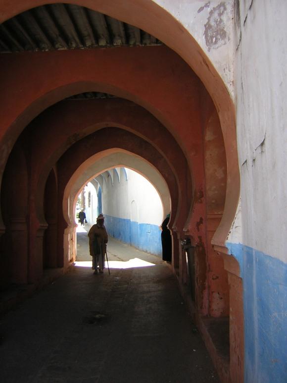 LARACHE - calle Alcazaba - pasaje Comandancia