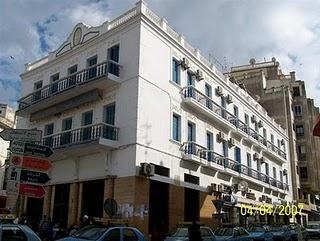 HOTEL ESPAÑA EN 2007