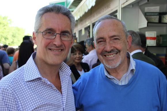 Sergio Barce y Fernando de Ágreda