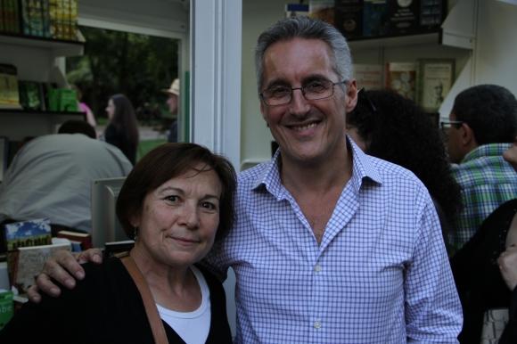 Rosa y Sergio Barce