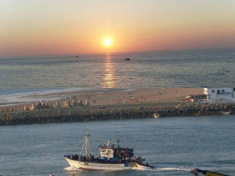 Larache, playa grande